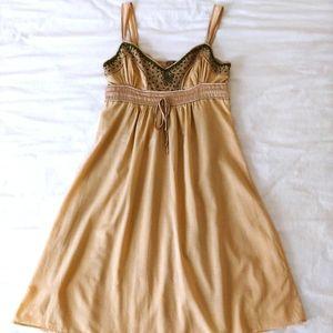 Magali Pascal french cotton/silk summer dress